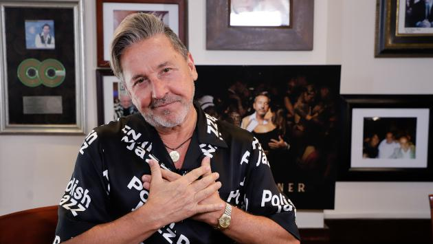 Ricardo Montaner se pone melancólico por el matrimonio de su hija
