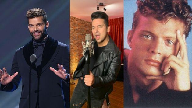 Ricky Santos: imitador peruano de Ricky Martin y Luis Miguel competirá en Televisa