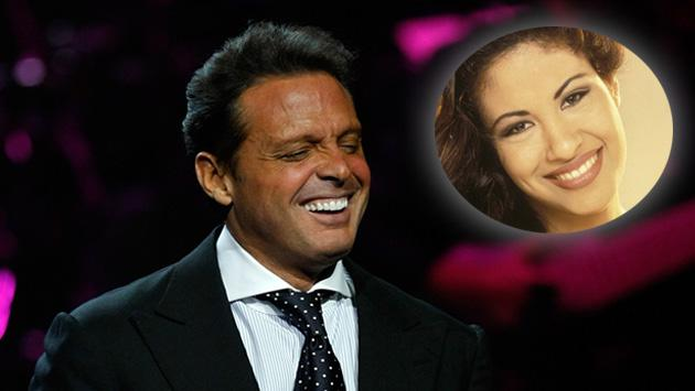 Sale a la luz foto de Luis Miguel con Selena Quintanilla