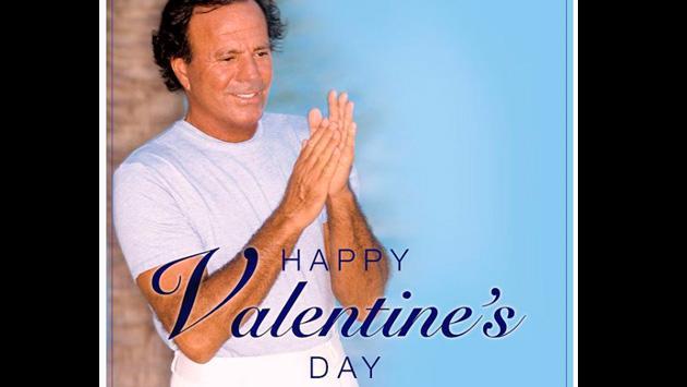Así celebraron San Valentín tus artistas favoritos