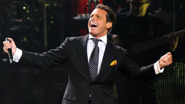 ¡Se agotaron las entradas para el concierto de Luis Miguel en Lima!