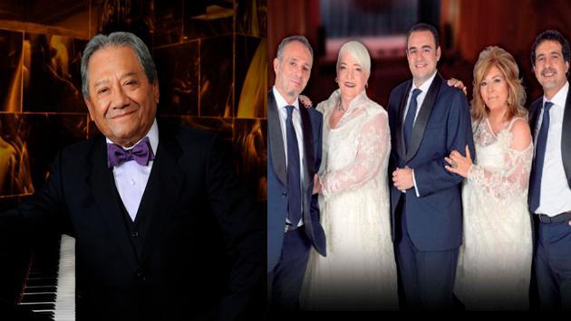 Se cancela concierto de Armando Manzanero y Mocedades
