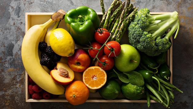 Conoce cómo te ayudan las fibras de frutas y verduras