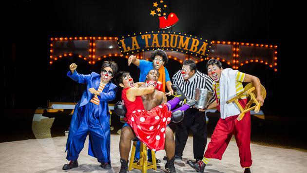 La Tarumba estrena 'Volver Nunca dejes de soñar'