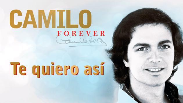 'Te quiero así' tema inédito de Camilo Sesto a un año de su muerte