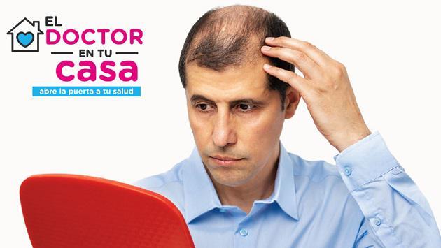 Tengo caída de cabello como secuela del covid, ¿qué me recomienda? Dr. En tu casa responde