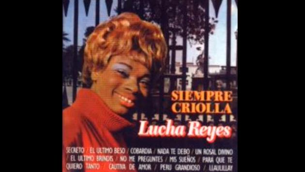 Todo sobre el tema 'Mi Propiedad Privada' que interpreta Lucha Reyes