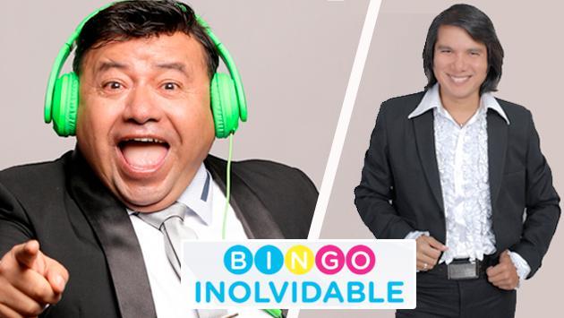 Tony Cam cantará y jugará BINGO con Koky Salgado