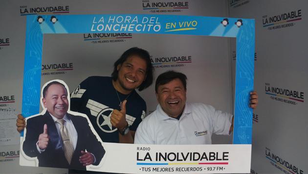 """Tony Cam """"Sandro"""" nos dio detalles de lo que se viene en 'La Hora del Lonchecito EN VIVO'"""