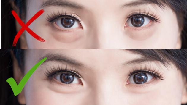 ¡Reduce los ojos hinchados con este tip!