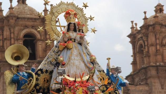 TVPerú presenta programa especial 'Tributo a la Virgen de la Candelaria'