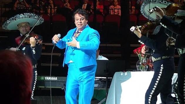 ¡Este fue el último concierto de Juan Gabriel! [VIDEO]