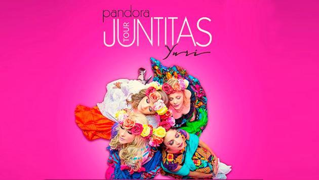 Yuri y Pandora continúan con su 'Juntitas' tour en Los Ángeles