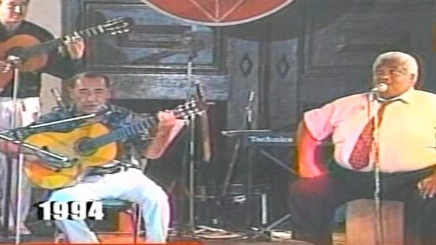 ¿Sabes de quién aprendió sus primeras canciones el ´Zambo' Cavero?