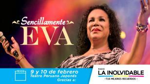 Eva Ayllón le canta al amor en un concierto inolvidable por San Valentín