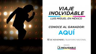 ¡Ella es la ganadora que se va a ver a Luis Miguel en concierto gracias a Radio La Inolvidable!