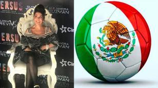 El mensaje de Alejandra Guzmán tras la eliminación de la selección de México