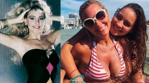 Así luce la esposa de Chayanne, la modelo Marilisa Maronesse