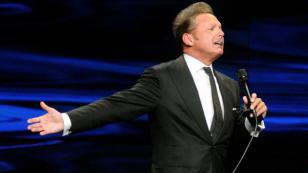 Así se prepara Luis Miguel para los conciertos que dará en Chile