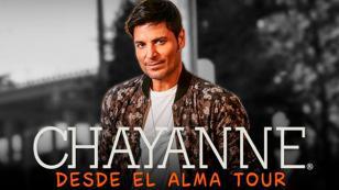 Chayanne anuncia nueva musical gira en México