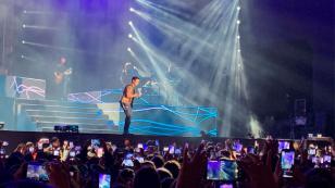 ¡Así fue el concierto de Chayanne en Perú!