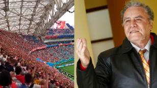 'Contigo Perú' de Augusto Polo Campos brilló en la despedida de la Selección Peruana de Fútbol