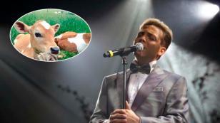 Cristian Castro anunció que se ha vuelto vegetariano