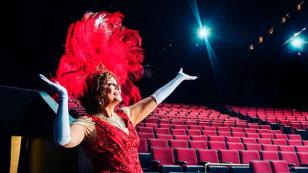 Daniela Romo regresó al teatro con el musical 'Hello, Dolly!'