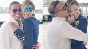 Desiré Ortiz exnovia de Luis Miguel revela detalles de su romance con el cantante
