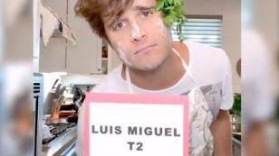 Diego Boneta reveló la fecha de la segunda temporada de 'Luis Miguel: La serie'