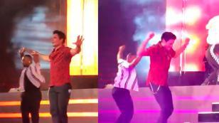 Mira a Chayanne bailar 'Provócame'