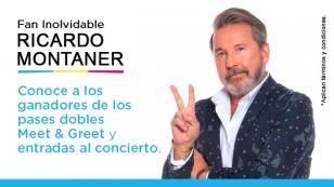 ¡Conoce a los afortunados ganadores que conocerán a Ricardo Montaner!