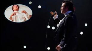 Este famoso artista británico imita el estilo de Juan Gabriel