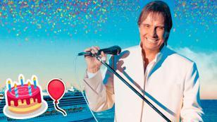 ¡Feliz cumpleaños, Roberto Carlos! Recuerda cómo inició su carrera