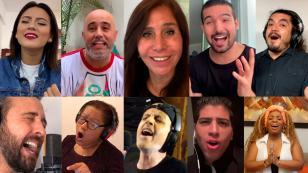 #GraciasElConcierto: cantantes peruanos se unieron para rendirle homenaje a los héroes de la salud