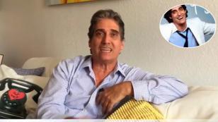 Guillermo Dávila compartió conmovedoras imágenes del inicio de su carrera