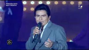Imitador de Leo Dan fue elogiado por el jurado de 'Yo soy', luego de esta presentación (VIDEO)