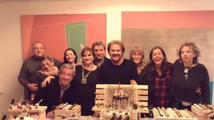 Así celebró su cumpleaños Joaquín Galán del dúo Pimpinela