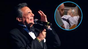 José José es internado de emergencias en Miami