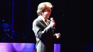 José Luis Rodríguez publica un video del primer concierto de su gira