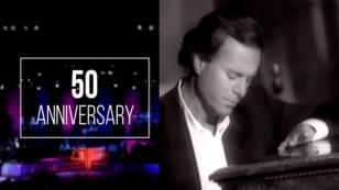 Julio Iglesias celebrará sus 50 años de carrera en Moscú