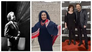 Latin Grammy premiará a Eva Ayllón, Pimpinela y José Luis Rodríguez