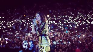Laura Pausini cumplió su sueño y se presentó ante 250 mil cubanos