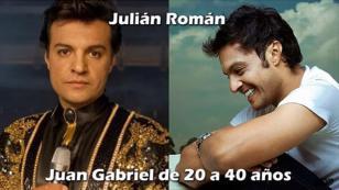 Conoce a los 6 actores que encarnaron a Juan Gabriel en 'Hasta que te conocí' [VIDEO]