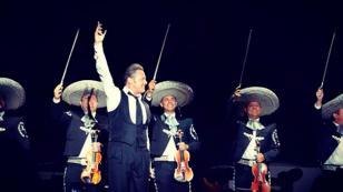 Luis Miguel ha brindado 31 conciertos en lo que va del año