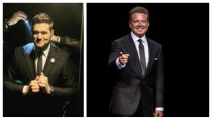Luis Miguel: mira el divertido cover de Michael Bublé en plena cuarentena [VIDEO]