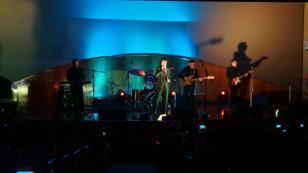 ¡Maravilloso fue el Concierto al Amor con Jorge Gatto y el show de Los Iracundos!