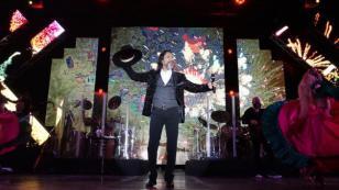 Marco Antonio Solís recuerda su reciente presentación en Viña del Mar