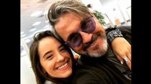 Este es el mensaje de Ricardo Montaner a su hija por su cumpleaños