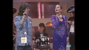 ¡Mira esta interpretación de 'Si piensas, si quieres' de Rocío Dúrcal y Roberto Carlos!